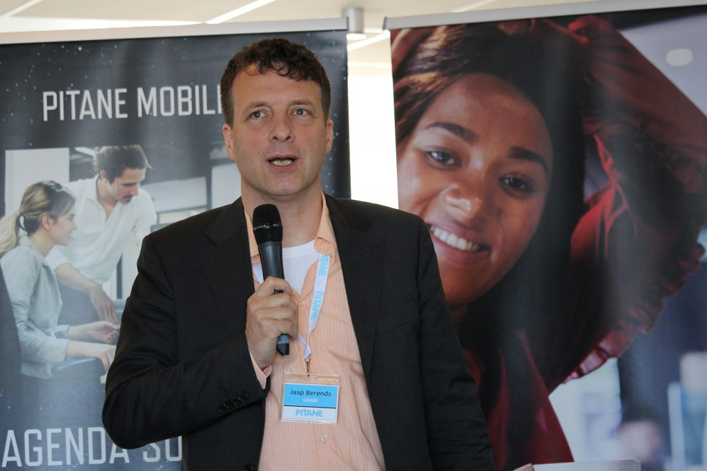 Wim Faber in gesprek met Jaap Berends