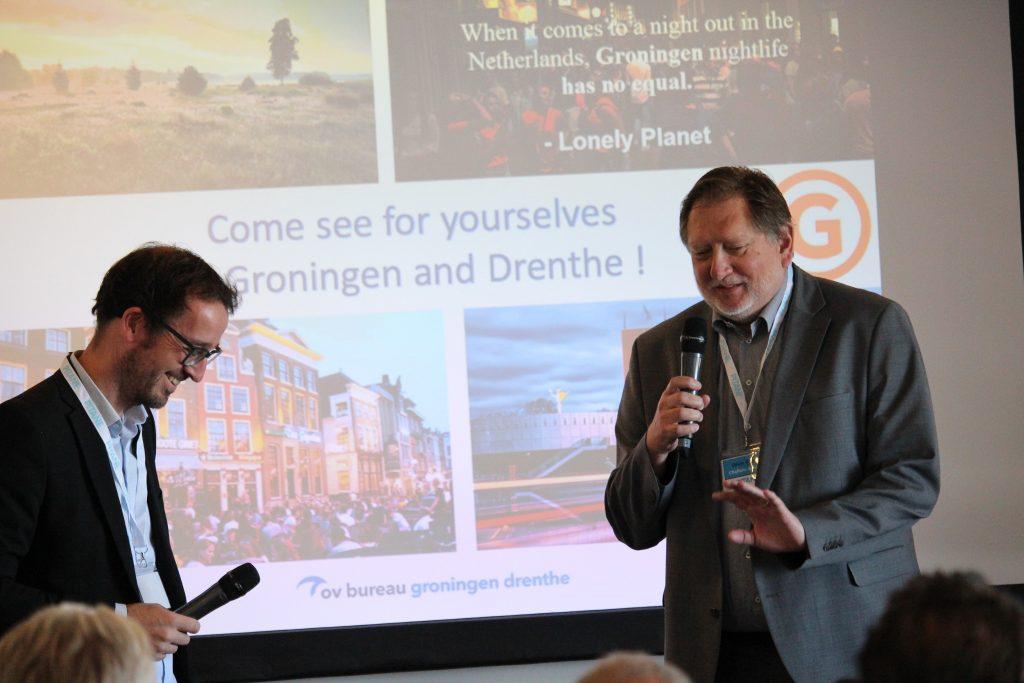 Wim Faber in gesprek met Erwin Stoker